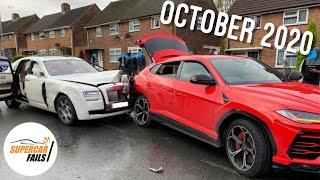 Supercar Fails - Best of October 2020