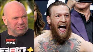 Michael Bisping, Dana White predict Conor McGregor to win via KO vs. Donald Cerrone | ESPN MMA