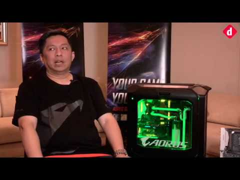 Gigabyte talks about the AORUS gaming motherboards, gaming in India and more  Digit.in