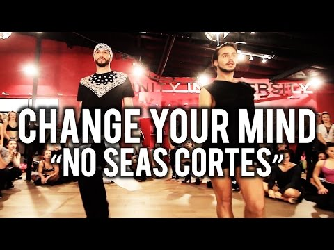 Britney Spears - Change Your Mind (No Seas Cortés) | Brian Friedman & Yanis Marshall Heels Choreo