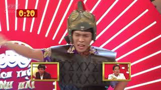 Thí sinh Đường đến danh ca vọng cổ hát cải lương chọc cười Trấn Thành, Trường Giang | TTDH HTV