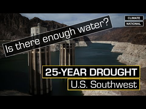 25-Year Drought Forces States to Rescue Colorado River System