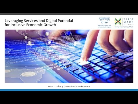 Leveraging Services and Digital Potential for Inclusive Economic Growth Session 3
