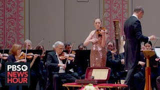 Why this Italian violin travels with its own security
