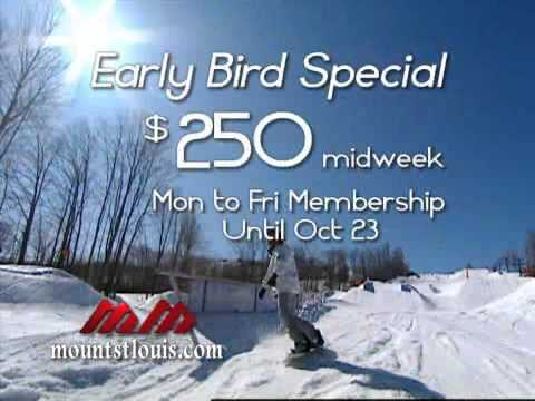 Midweek Pass Special