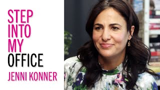 How HBO 'Girls' Showrunner Jenni Konner Scored Her Dream Job—Step Into My Office—Glamour