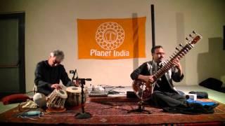 Swaranjali - Raag Charukesi by subrata de on sitar