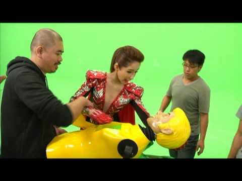 蕭亞軒Elva Hsiao –【愛無畏】 (The Making-of '' SUPER GIRL '' Music Video)