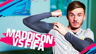The WEAKEST player at Leicester City?!? | James Maddison vs FIFA 19
