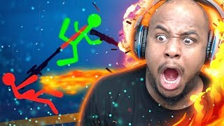 ULTIMATE STICK FIGHTING GAME!! | Stick Fight