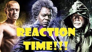 Glass Exclusive Movie Clip Reaction and Critics Reviews!