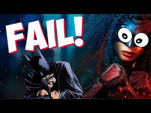 Batwoman Season 2 TRAIN WRECK! Episode 1 says Ryan Wilder is the bestest EVER!