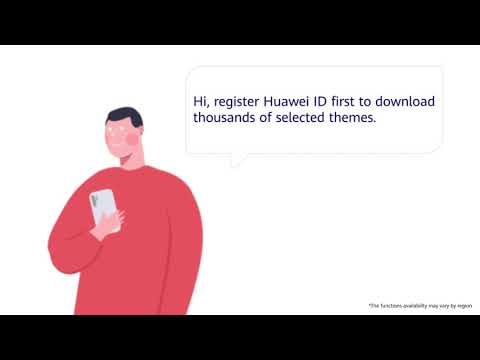 HUAWEI ID – How to Customize Your Device with Huawei Themes