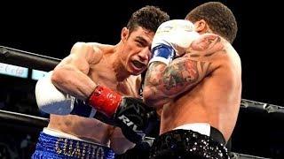 Hugo Ruiz SAVAGE KNOCKOUT LOSS! vs Gervonta Davis