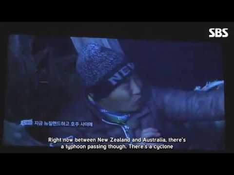 Law of the Jungle - New Zealand GOT7 Mark preview (en sub)