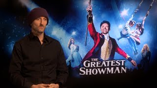 Michael Gracey, director de 'El gran showman'