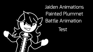 Jaiden Animations Painted Plummet Battle Animation Test