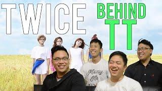 "TWICE | ""TT"" BEHIND THE SCENES Reaction"