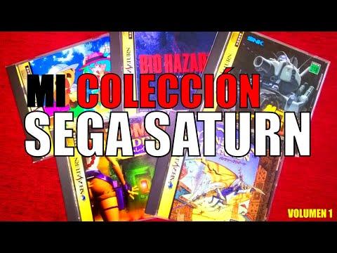 Coleccion Sega Saturn Volumen 1