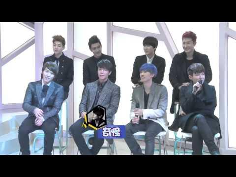 [Full/720p] 130117 Yin Yue Tai Super Junior-M Interview