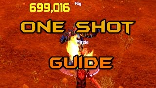 WoW Legion PvP: Retribution Paladin One Shot Guide!!