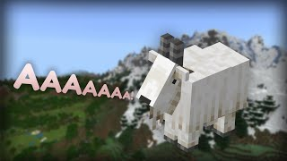 Minecraft Goat Screaming Sounds