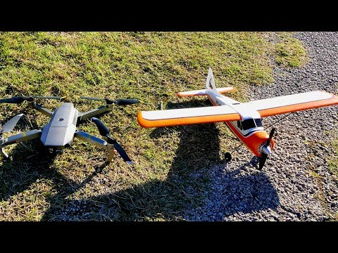 RC Airplane Review - XK A600 Brushless