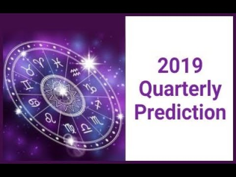 2019 Quarterly Prediction