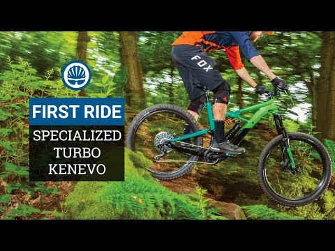 Specialized Turbo Kenevo Review - Agile Long-Travel e-MTB