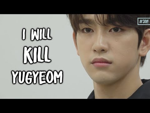 Jinyoung Wanting to Murder Got7 for 10 Minutes