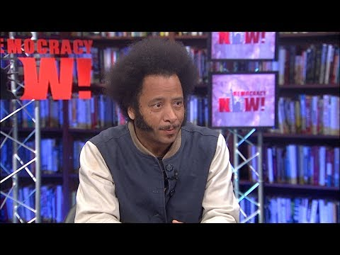 "Boots Riley on How His Hit Movie ""Sorry to Bother You"" Slams Capitalism & Offers Solutions"