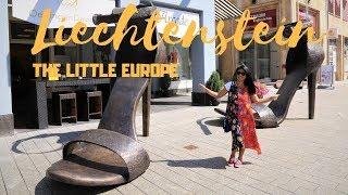 How to Explore Liechtenstein in One Day!!