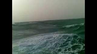 Волна подкралась незаметно