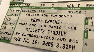 Stub Stories: The 2006 New England Country Music Festival