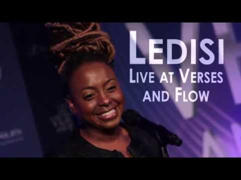 Ledisi Live at Verses & Flow Presented by Lexus