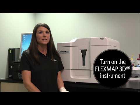 Quick Tip FLEXMAP 3D® Startup Indicators