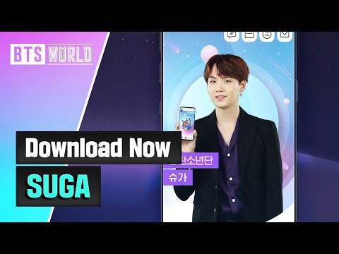 "[BTS WORLD] ""Download Now"" - SUGA"