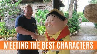 Our Favorite Food to Eat & Characters to Meet in Disney's Animal Kingdom!