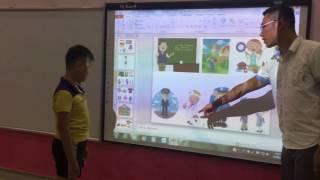 Chương trình tiếng anh trẻ em - LÊ NHẬT HOÀNG -V+1 - AlibabaSchool_ KIM SƠN