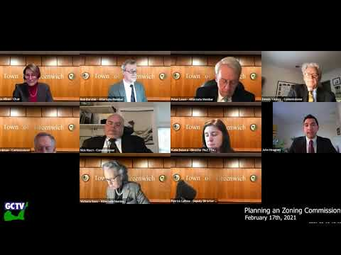 Planning & Zoning Commission, February 17,2021