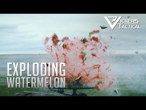 Shooting Watermelons with 6.5 Creedmoor - Larry Turns It Off