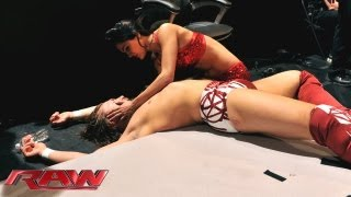 Randy Orton taunts Daniel Bryan about his engagement to Brie Bella