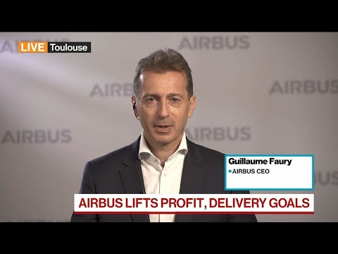 Airbus Lifts Profit Goal, Adds Freighter as Demand Revives