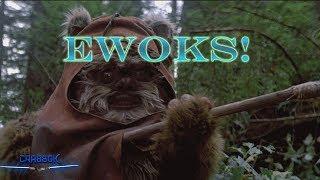 Is an Ewok Announcement Imminent?