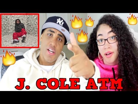 J. Cole - ATM REACTION | MY DAD REACTS TO J COLE ATM