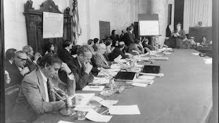 Watergate Hearings - House Judiciary Committee -