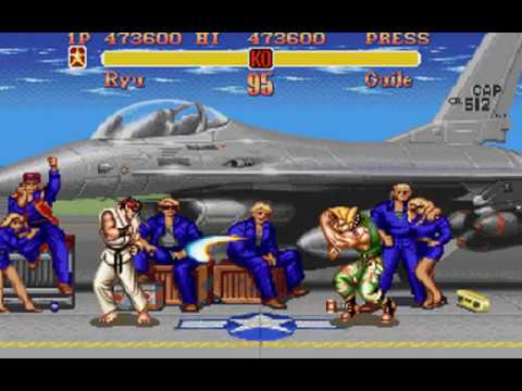 Super Street Fighter II (Ryu) (Rozner Labs, Capcom) (MS-DOS) [1996] [PC Longplay]
