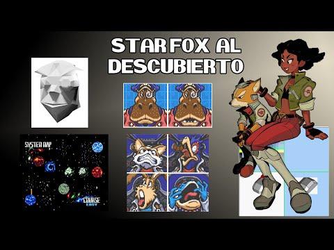 Star Fox al descubierto (SF1, SF2, SF64) | Gigaleak | Peasoroms 2020