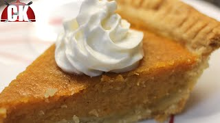 How To Make Sweet Potato Pie - Easy Cooking