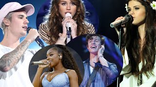 Celebrities covering Taylor Swift songs